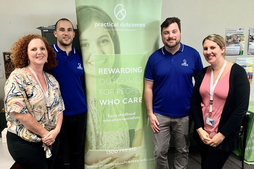 Camp Australia session helps graduates with their career goals