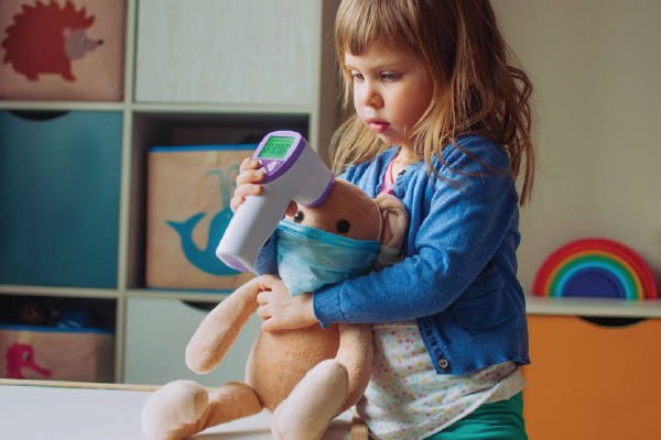 Case study: An inside look into infection control in early childhood services