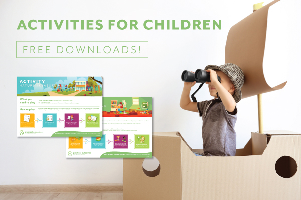 Activities for children while at home
