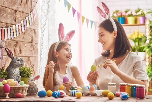 Easter in Early Childhood Education