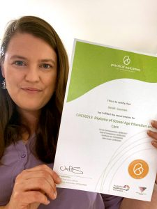 Learner completion of Diploma of School Age Education and Care