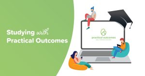 Learner experience studying with Practical Outcomes