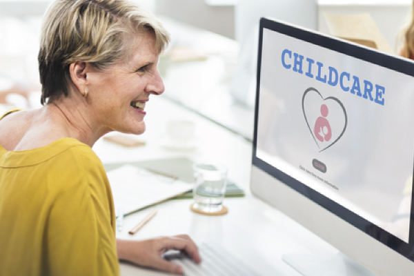 Time-saving digital tools for child care centres