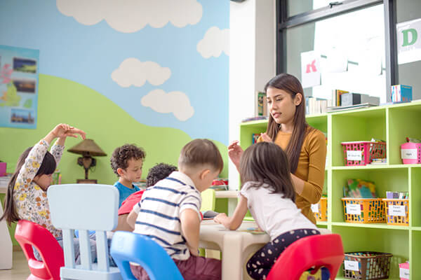childcare courses online