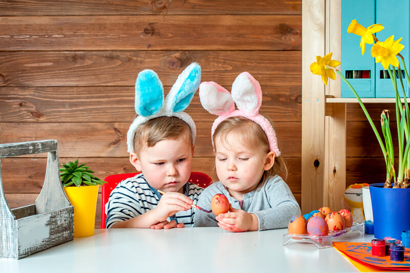 Eggcellent Easter activities in child care