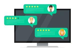 Using Google reviews for customer feedback