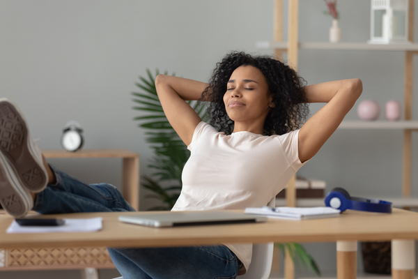 De-stress techniques for study success