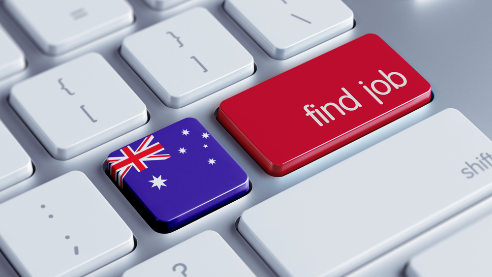 Finding a job when you've moved to Australia