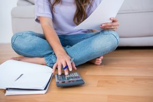 Claiming tax deductions