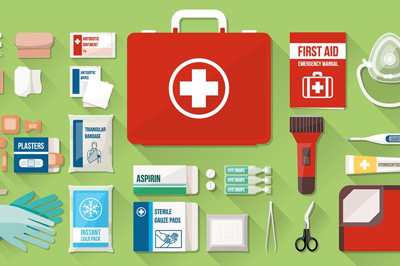 All you need to know about first aid