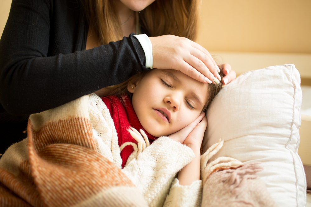 Staying Healthy: Spotting and preventing chickenpox