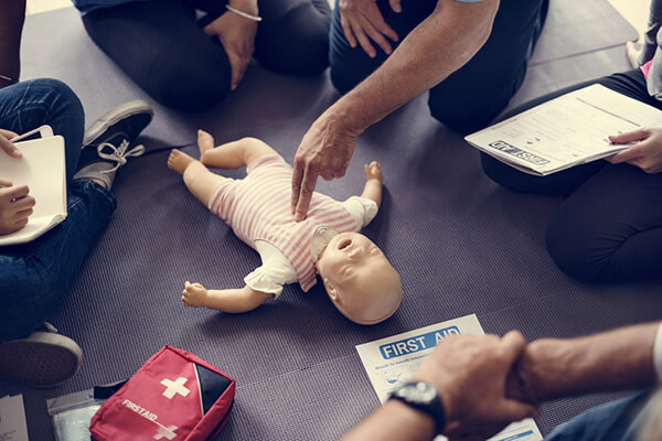 first aid course online