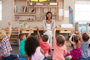Early childhood education and lifelong learning