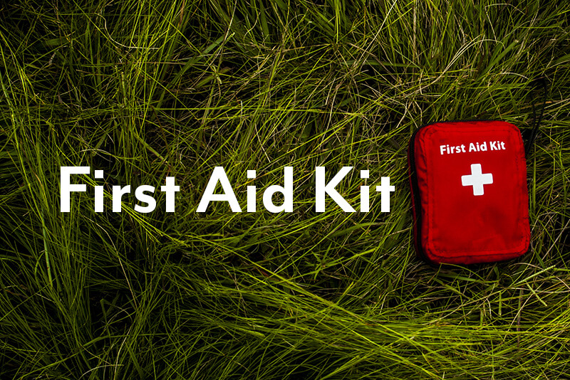 Your guide to a perfect first aid kit for home and travel
