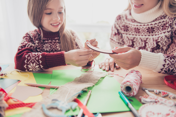 Festive early childhood holiday activities