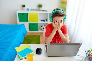 Signs of online bullying