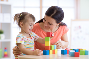 Changing careers into early childhood education